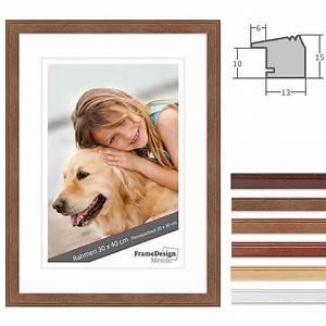 Cadre Photo Sur Mesure : fdm cadre en bois sur mesure gura ~ Dailycaller-alerts.com Idées de Décoration