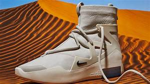 the nike air fear of god 1 is an all shoe for sixth