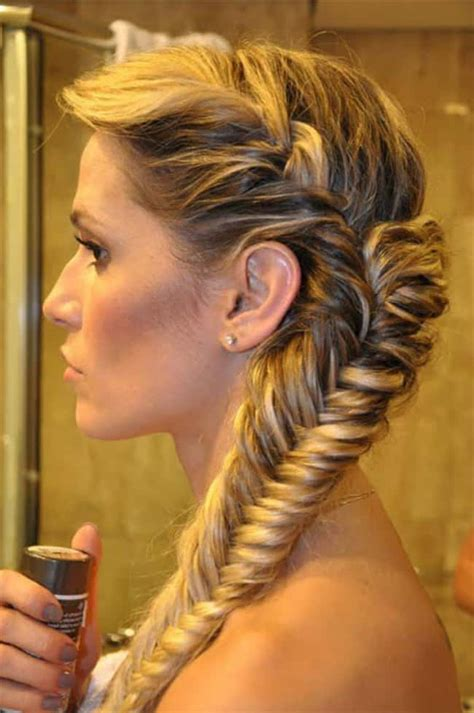beautiful braided hairstyles  long hair sheideas
