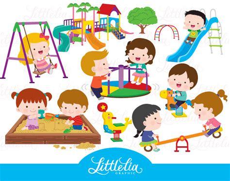 Playground Clipart No Kids