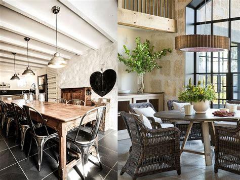 salle a manger rustique revger couleur pour salle a manger rustique id 233 e inspirante pour la conception de la maison