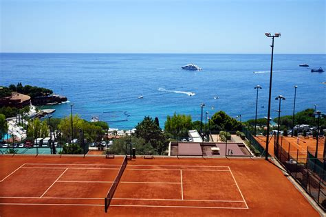 tennis monte carlo the esteemed institution of the monte carlo country club riviera luxury