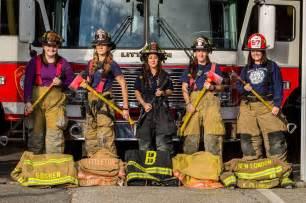 Female Firefighter Recruitment