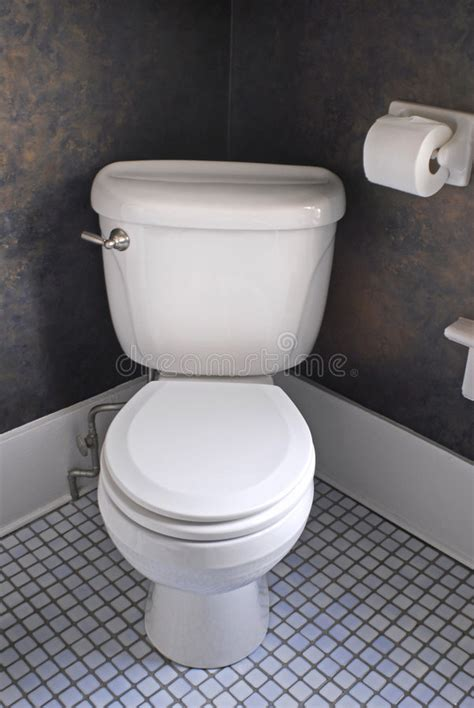 white western toilet stock image image  clean lavatory