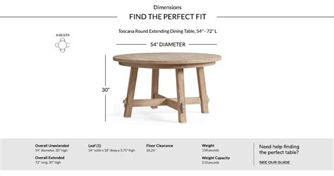Its seadrift finish adds an updated, casual look. Toscana Round Extending Dining Table - Seadrift | Pottery Barn