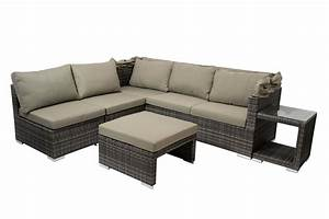 Polyrattan Lounge Set Grau : loungeset funktions lounge set sofaset manacor 16 teilig alu polyrattan grau ebay ~ Indierocktalk.com Haus und Dekorationen