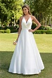 Halter Wedding Dress Photos, Halter Wedding Dress Pictures ...