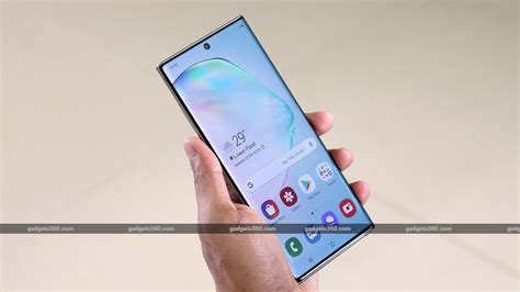 samsung galaxy note 10 review ndtv gadgets360