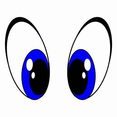 Eyes Cartoon Eye Clipart Transparent Clip Reindeer