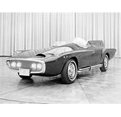 Plymouth XNR Concept 1960  Old Cars