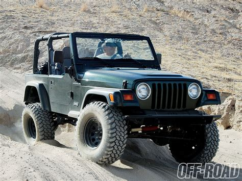 1997 Jeep Wrangler Tj Off Road, Jeep Wrangler Tj Wallpaper