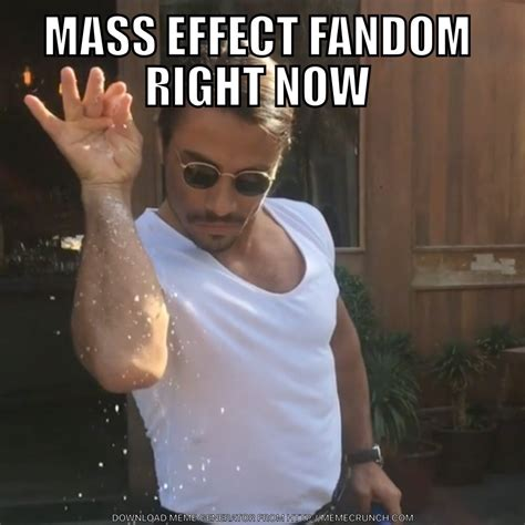 Mass Effect Andromeda Memes - salt mass effect andromeda know your meme