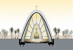 World Of Architecture  Brand New Church Building For Lagos