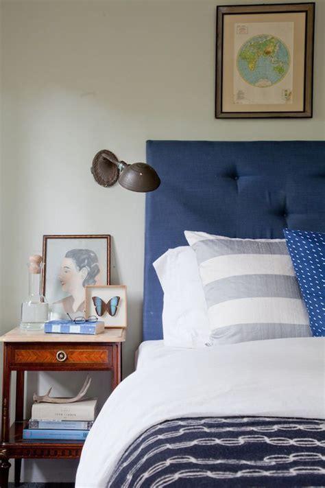 master bedroom makeover blues errrrri  navy house