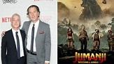 """Jeff Pinkner, Scott Rosenberg Writing """"Jumanji"""" Sequel for ..."""