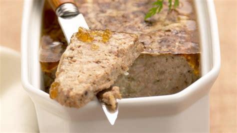 cuisine cagne recette terrine cagne maison 28 images terrine de la