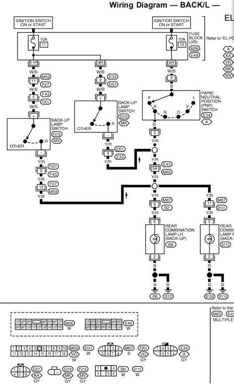 nissan x trail t31 wiring diagram 33 wiring diagram
