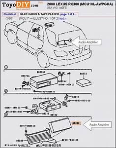 Bluetooth Car Kit For 2000 Rx 300   - Page 3