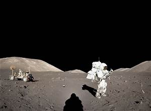 Apollo 17 and the Last Moon Landing: NASA Past and Future ...