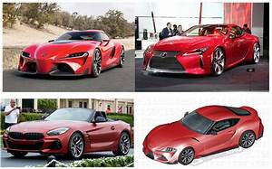 2019 Toyota Supra Modeled Inside And Out From Leaked Parts