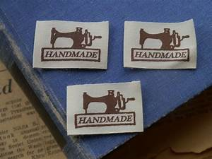 20pcs handmade sewing tags sew in labels sewing With handmade labels for sewing