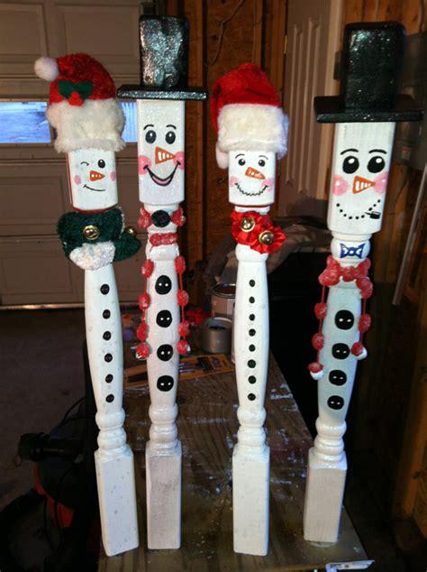 snowmen     diy posts  lowes