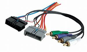 Radio Infinity Sound System Wire Wiring Harness Cable