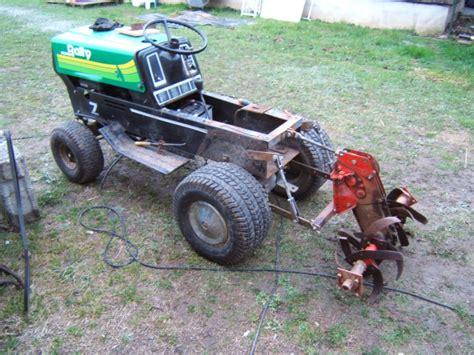 siege tracteur pas cher un roper à 3 points et un rota iseki