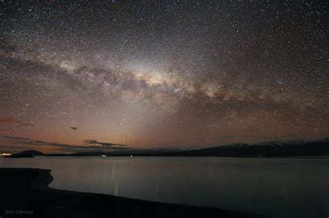 Lake Tekapo Milky Way By Alex Cherney Twan