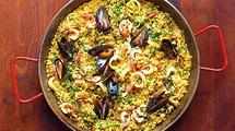 Famous Food In Spain Paella - My Food