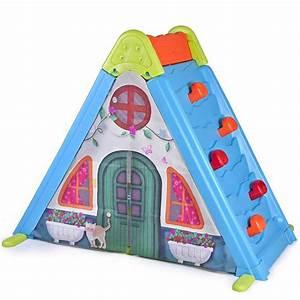Tente Interieur Enfant : tente 3 en 1 feber king jouet maisons tentes et autres feber sport et jeux de plein air ~ Teatrodelosmanantiales.com Idées de Décoration