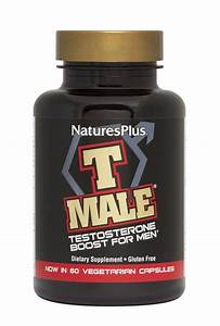 Buy Natures Plus - T Male Testosterone Boost For Men
