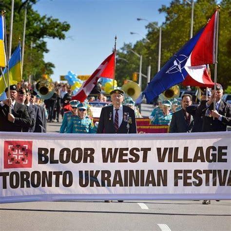 Репортаж з місця події -... - BWV Toronto Ukrainian Festival