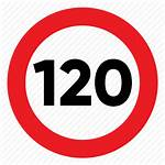Sign Limit Speed Traffic Icon Signal Icons