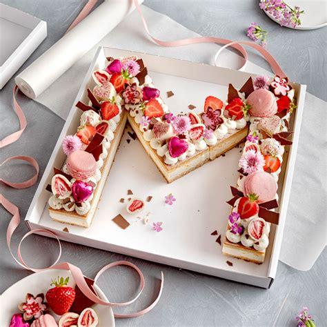 kuchen torten zum muttertag rezepte ideen fuer