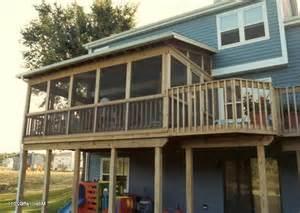 second story porch photos