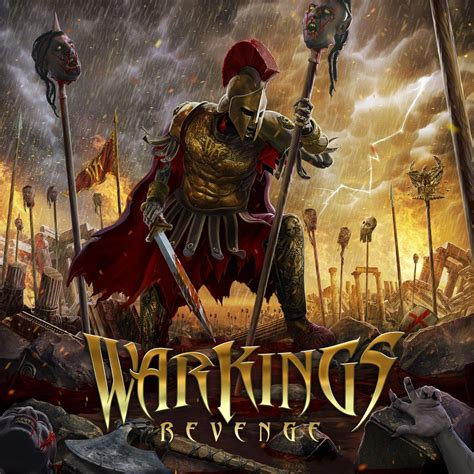ALBUM REVIEW: Warkings – Revenge | Ghost Cult ...