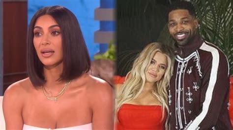 Kim Kardashian Reveals Status Of Khloe Kardashian