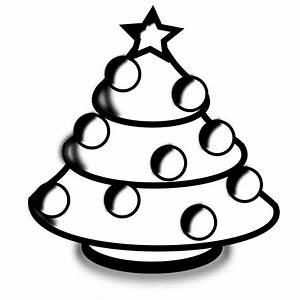 Christmas Clipart Black And White - Cliparts.co