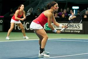 Charlotte Robillard-Millette named to Canada's Fed Cup by ...