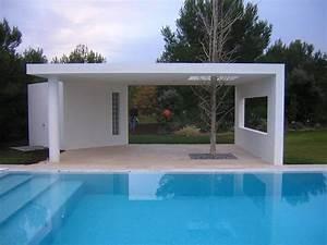 realisation d39un pool house contemporain dans la region de With marvelous construction piscine hors sol en beton 8 piscine hors sol notre gamme de piscines hors sol