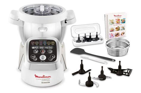 Robot Cuiseur Moulinex Companion Cuisine Hf800 (3784630