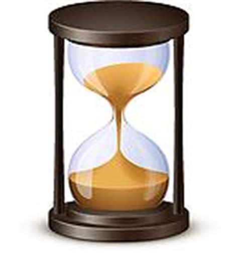 clipart  hourglass vector illustration
