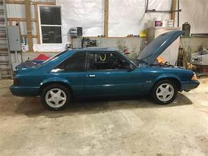1993 mustang lx hatch 5.0 fs/ft 93 mustang notch fs/ft - $3500 | Cars & Trucks For Sale ...