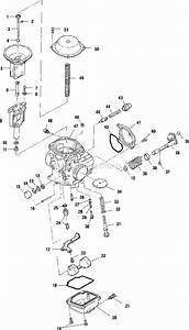 Polaris A00ch50ae Parts List And Diagram