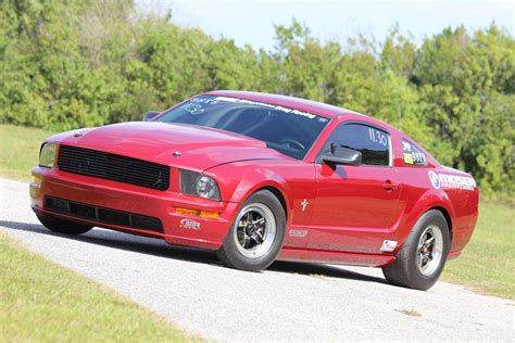 Youth Movement! These Three-valve Mustang Racers Started Early