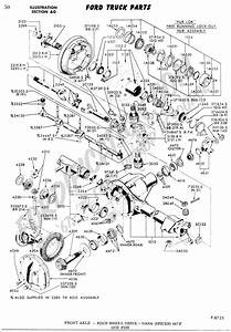 32 Ford F150 Front Axle Diagram