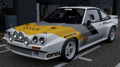 Opel Manta 400 by Opel Manta 400 Forza Motorsport Wiki Fandom Powered By