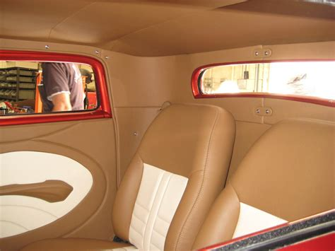 Auto Upholstery Repair & Classic Car Restoration Shop