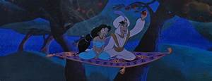 Aladdin Magic Carpet Ride | Animation Sensations